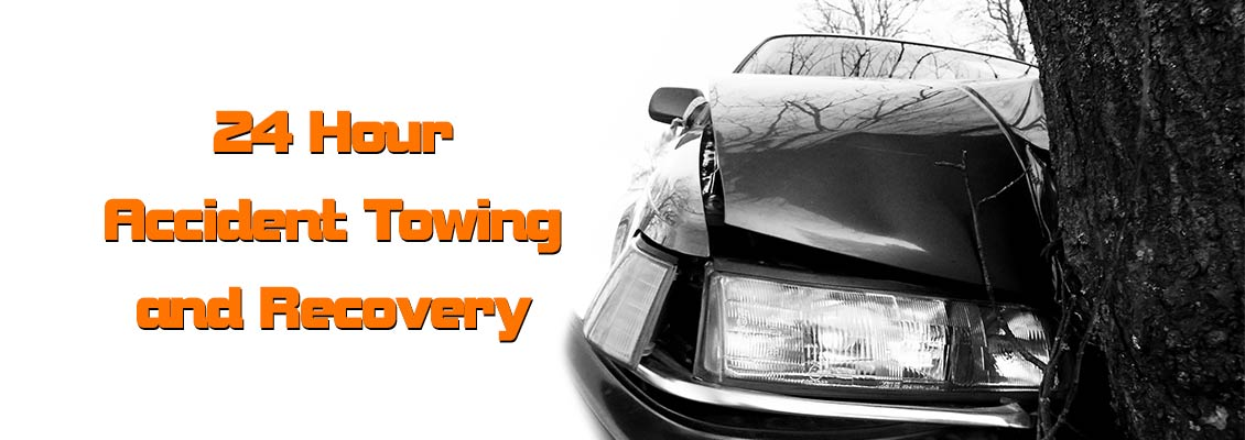 24 Hour Accident Towing and Recovery